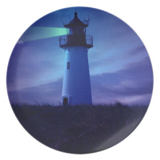 Lighthouse Beacon Plate