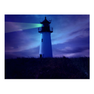 Lighthouse Beacon Postcards