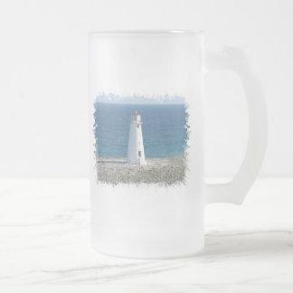 Lighthouse Beer Mug
