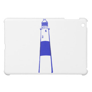 lighthouse blue white.png iPad mini cover