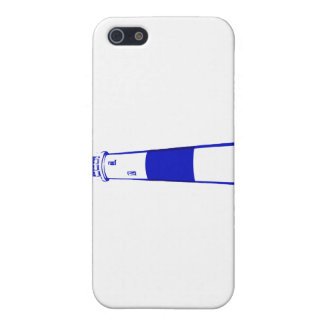 lighthouse blue white.png iPhone 5 cover