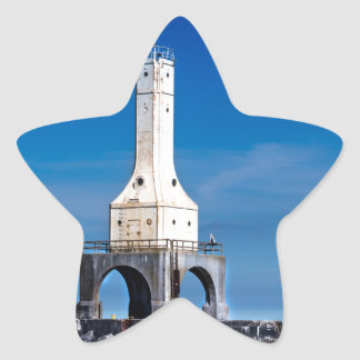 Lighthouse Blues Stickers