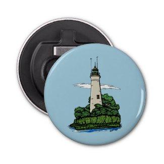 Lighthouse Bottle Opener