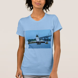 Lighthouse, Bridge and Boats, Newport, RI Tanks