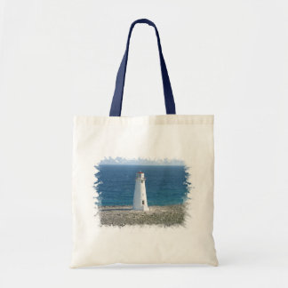 Lighthouse Budget Tote Bags