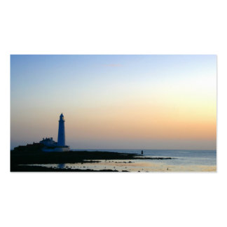 Lighthouse Business Card