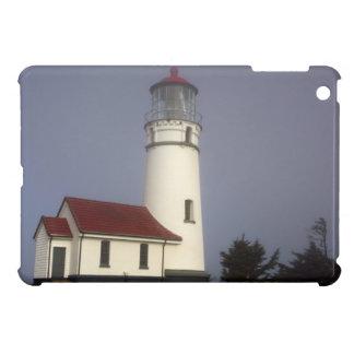 Lighthouse, Cape Blanco, Cape Blanco State Park Case For The iPad Mini