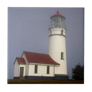 Lighthouse, Cape Blanco, Cape Blanco State Park Ceramic Tile