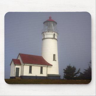 Lighthouse, Cape Blanco, Cape Blanco State Park Mouse Pad