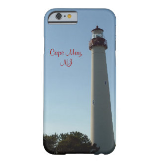 Lighthouse, Cape May, NJ Barely There iPhone 6 Case
