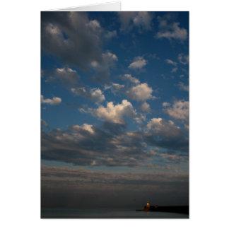 Lighthouse! Card