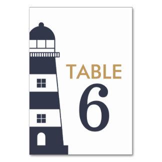 Lighthouse Card