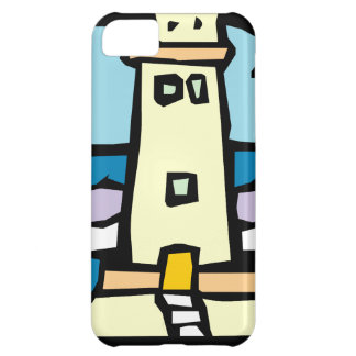 Lighthouse Case For iPhone 5C