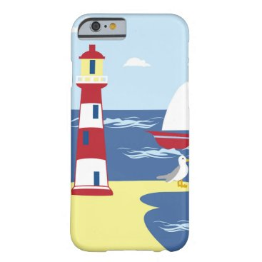 Lighthouse Barely There iPhone 6 Case