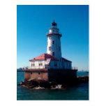 Lighthouse, Chicago's Navy Pier Postcard