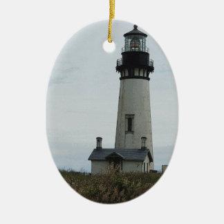 Lighthouse Christmas Ornament