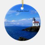 Lighthouse Christmas Ornaments