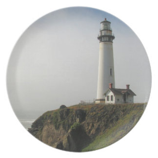 Lighthouse Cliff Plate