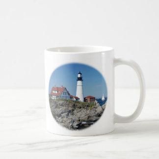 Lighthouse coffee mug 15 oz.