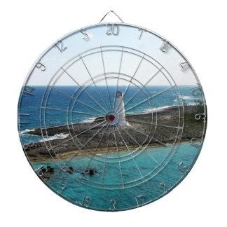 Lighthouse Dartboard