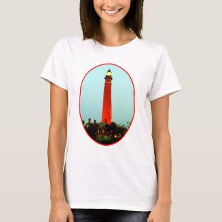 Lighthouse Daytona o Red The MUSEUM Zazzle Gifts T-Shirt