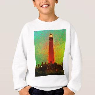 Lighthouse Daytona Sunrise The MUSEUM Zazzle Gifts Sweatshirt