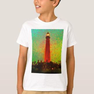 Lighthouse Daytona Sunrise The MUSEUM Zazzle Gifts T-Shirt