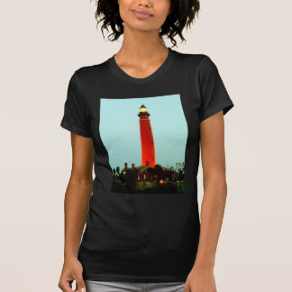 Lighthouse Daytona The MUSEUM Zazzle Gifts T-Shirt