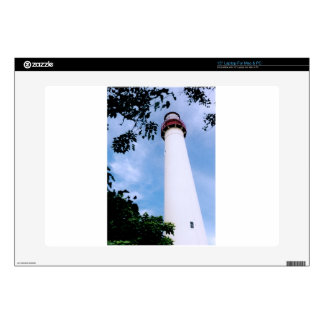 """Lighthouse Decal For 15"""" Laptop"""