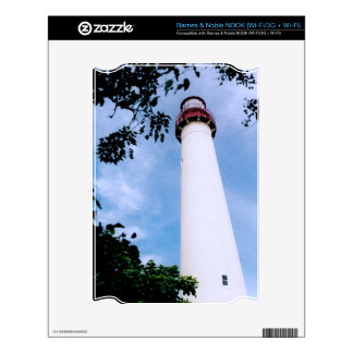 Lighthouse Decal For The NOOK