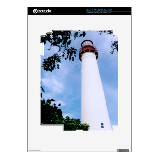 Lighthouse Decals For The iPad 2