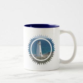 Lighthouse Design Coffee Mug
