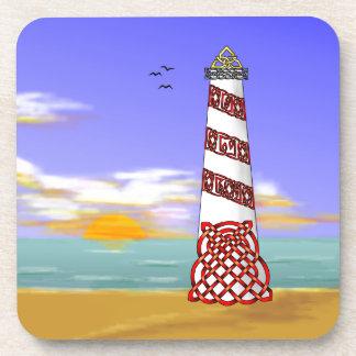 Lighthouse Drink Coaster