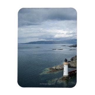 Lighthouse, Eilean Ban, Inner Sound, Scotland, Magnet