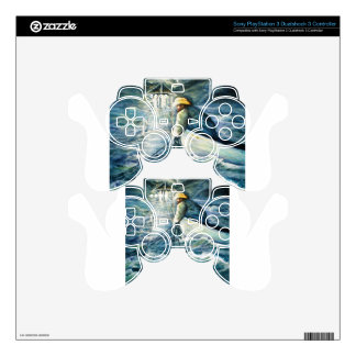 Lighthouse Electronics Skins and Office Products PS3 Controller Decal