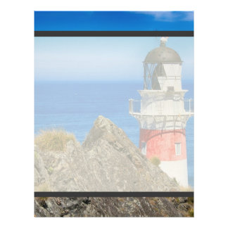 Lighthouse Flyer Design