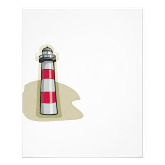 Lighthouse Custom Flyer