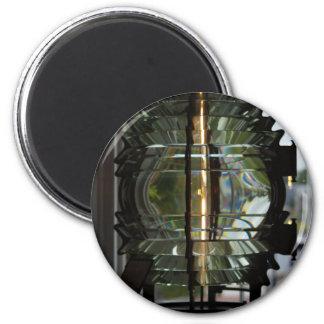 Lighthouse Fresnel Lens 2 Inch Round Magnet