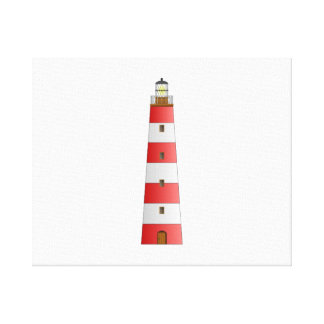 Lighthouse Gallery Wrap Canvas