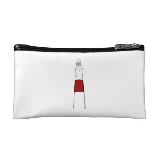 lighthouse grey white red.png makeup bag