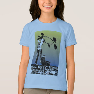 Lighthouse Hoopjam Kid's Tee