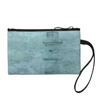 Lighthouse Impasto Coin Wallets