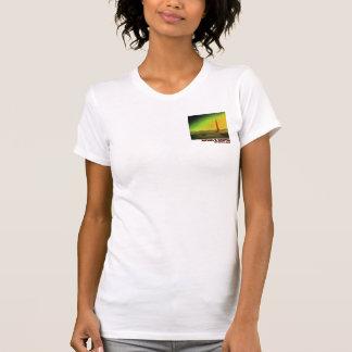 Lighthouse in a Barren Landscape Shirt