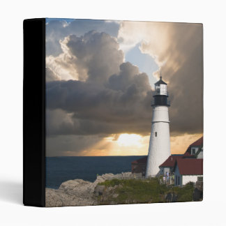 Lighthouse in a Storm Binder