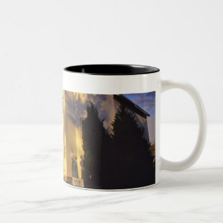 Lighthouse in Escanaba UP Michigan Coffee Mugs