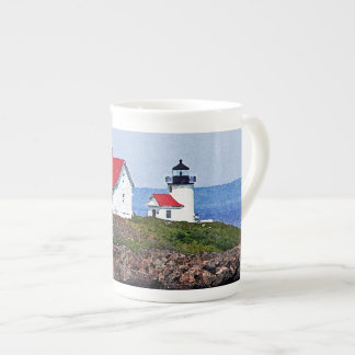 Lighthouse in Maine Tea Cup