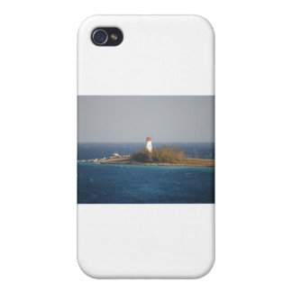 Lighthouse in Nassau, Bahamas iPhone 4/4S Cases