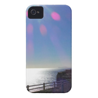 Lighthouse in Sunshine, Gibraltar iPhone 4 Cases