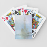 Lighthouse in the Mist Deck Of Cards