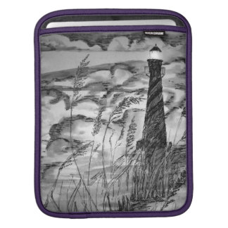 Lighthouse In The StormLighthouse In The Storm iPad Sleeve